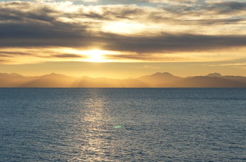 tramonto Elba