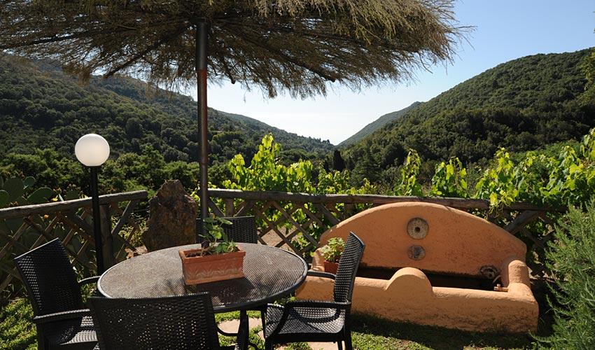 Appartamenti Villa Le Argille, Elba