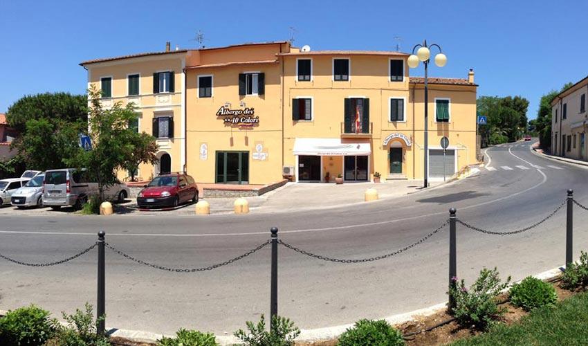 Hotel dei 10 Colori, Elba