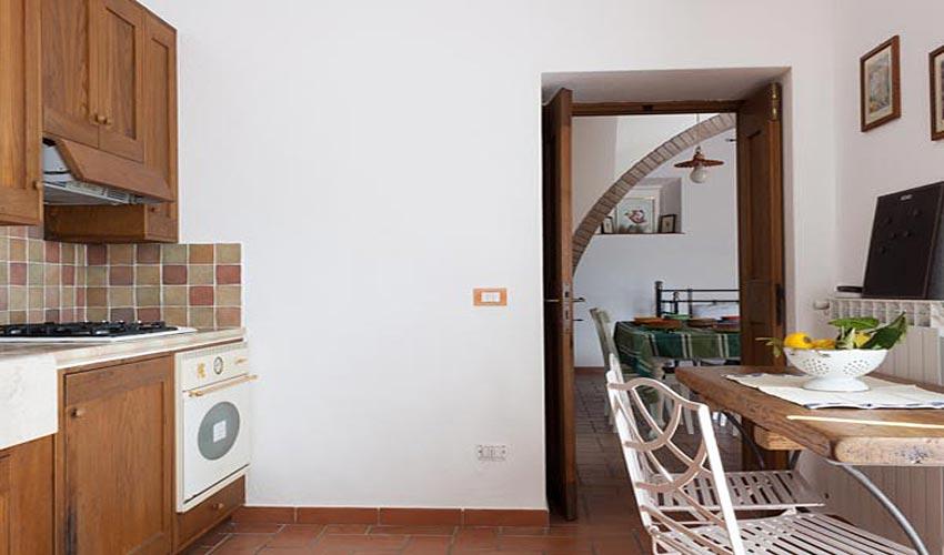 Casa La Leccia, Elba