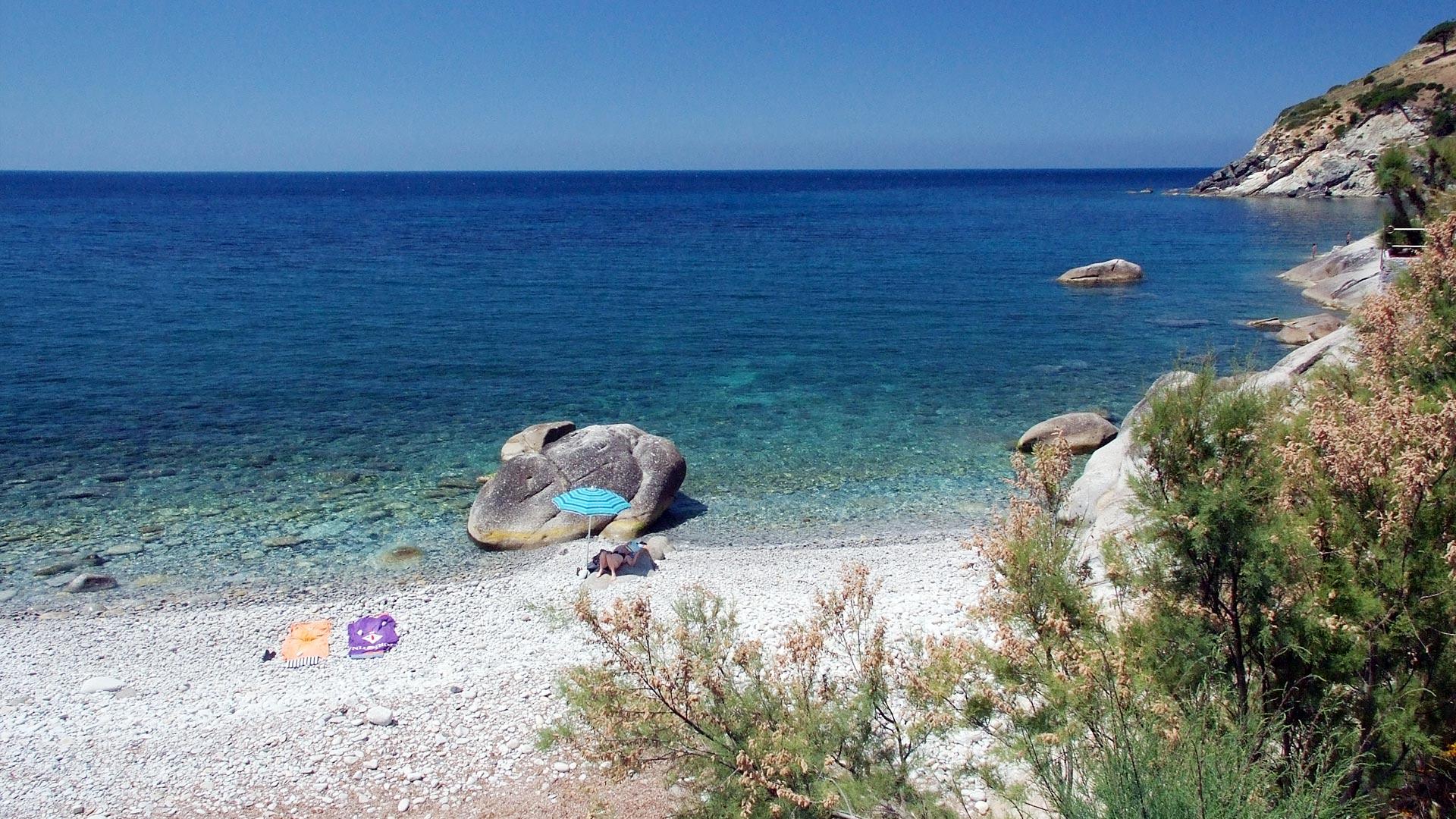 Appartamenti a Pomonte, Isola d'Elba La tua Casa sul Mare