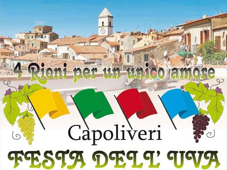 Festa dell'Uva a Capoliveri
