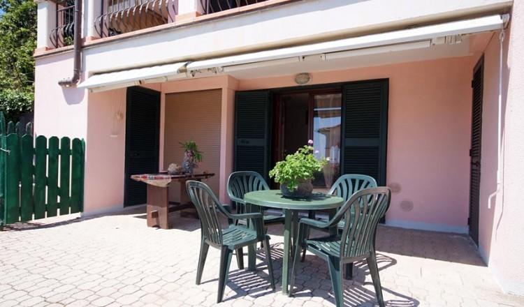 Casa del Piccolo Frutteto, Elba