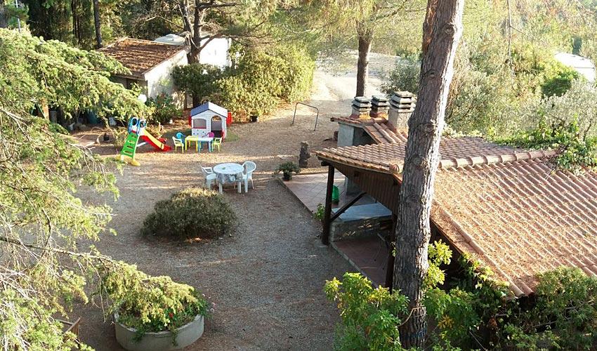 Agriturismo Acquacalda, Elba