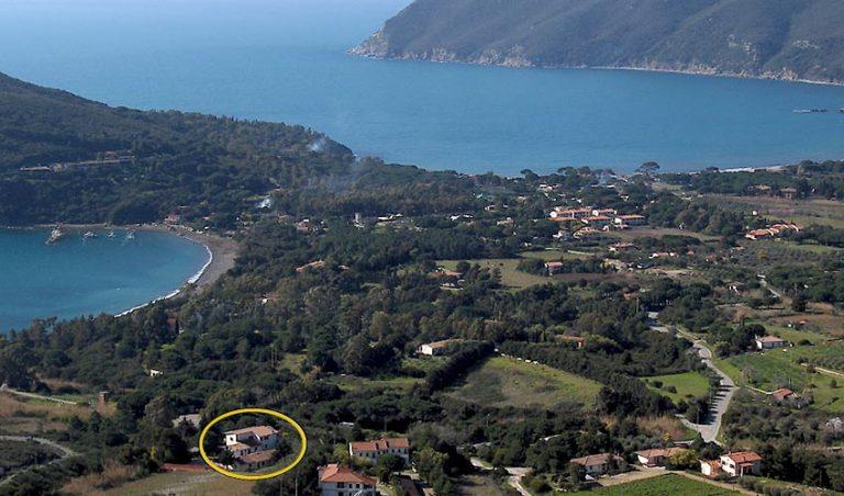 Agriturismo Casa Acquacalda, Elba