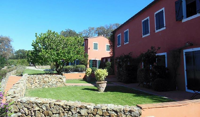 Agriturismo Le Sughere, Elba