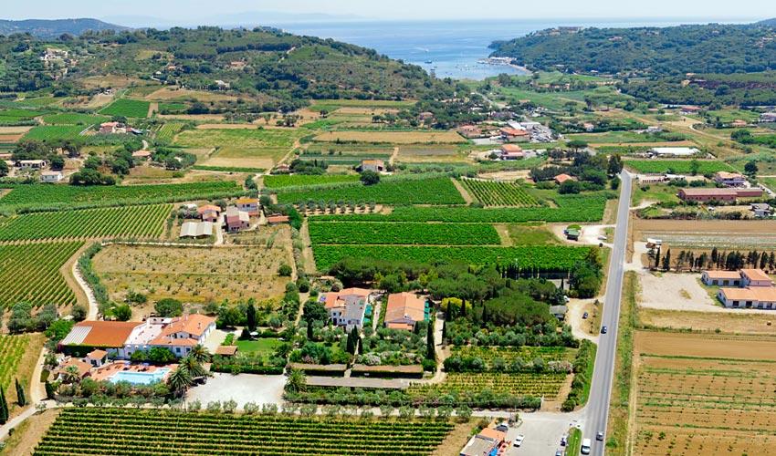 Agriturismo Sapereta, Elba