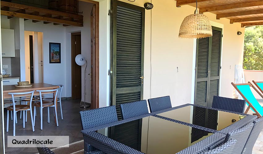 Appartamento ai Peri, Elba
