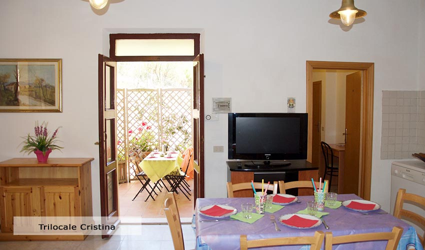 Appartamenti Fetovaia, Elba