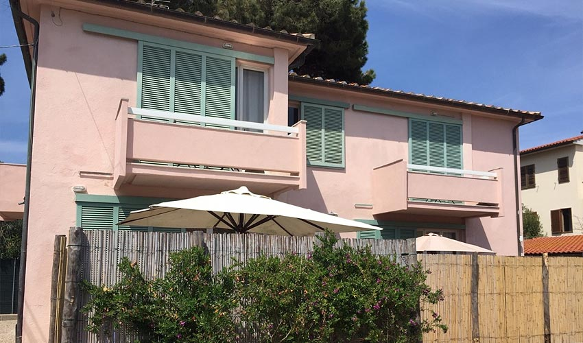 Appartamento Pinewood, Elba