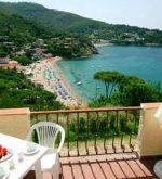 Appartamento Punta Morcone, Elba