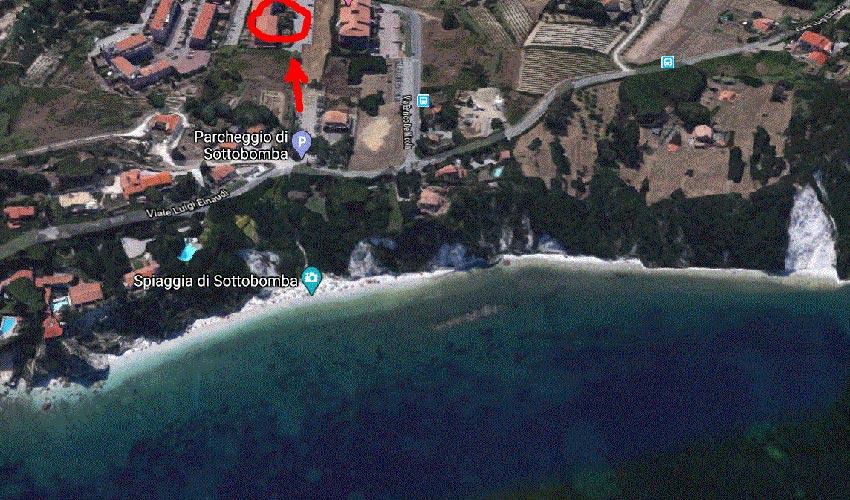 Appartamento Spiagge Bianche, Elba