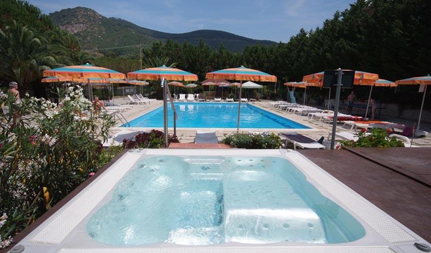 Camping Casa dei Prati, Elba