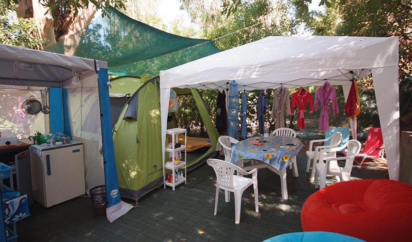 Camping Reale, Elba
