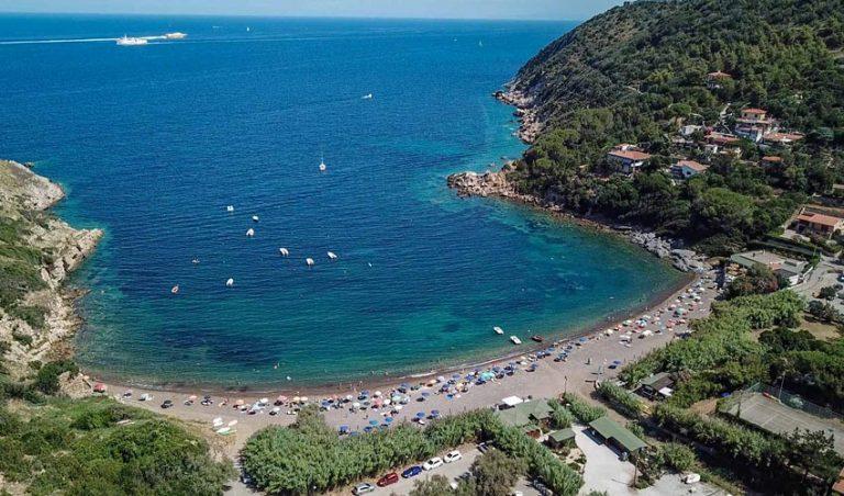Spiaggia di Nisporto, Elba