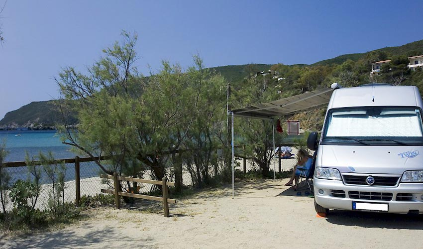 Camping Tallinucci, Elba