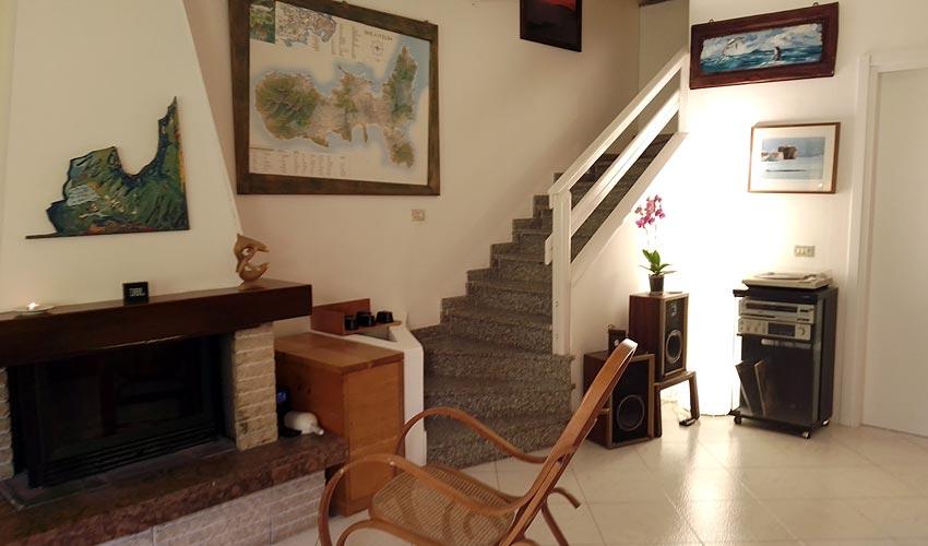 La Casa di Berenice, Elba