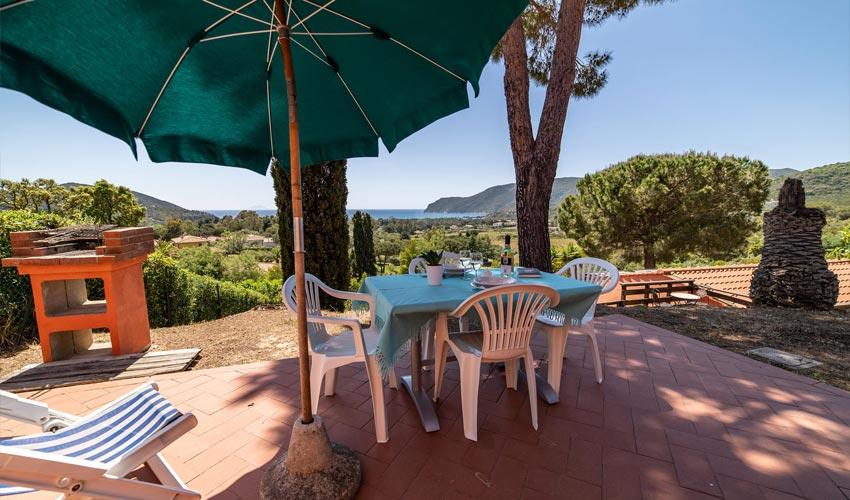 Appartamento Mare, Elba