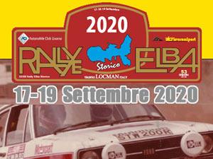 Elba Rally Storico