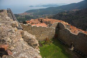 Fortezza Pisana a Marciana, Elba