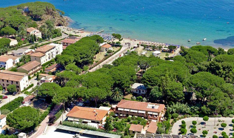 Hotel Anfora, Elba