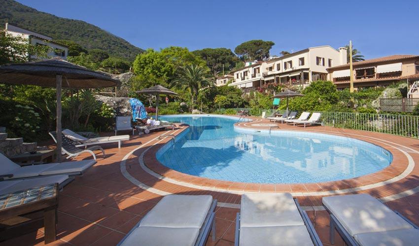 Hotel Cernia, Elba