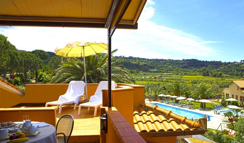 Hotel & Residence da Pilade, Elba