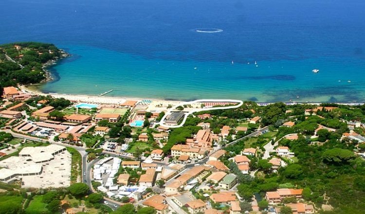 Hotel Delfino, Elba