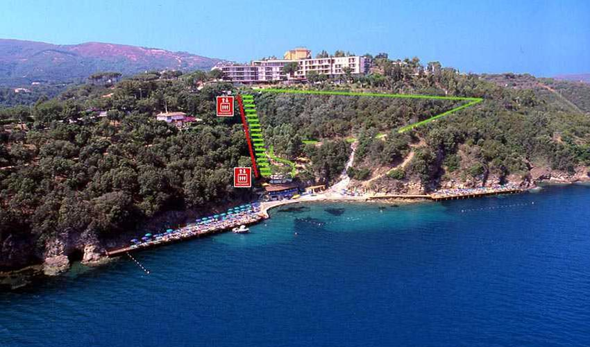 Hotel Elba International, Elba