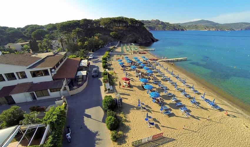 Hotel Frank's, Elba