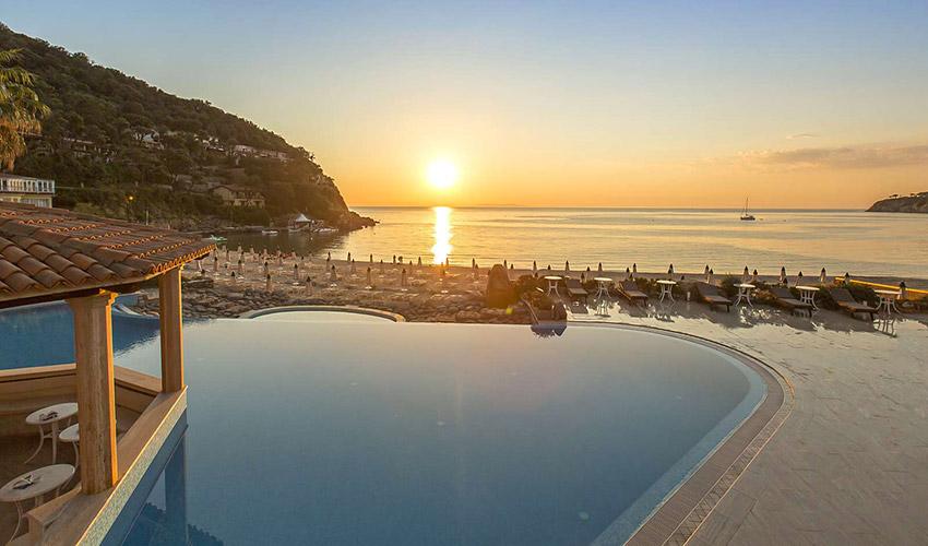 Hotel Hermitage, Elba