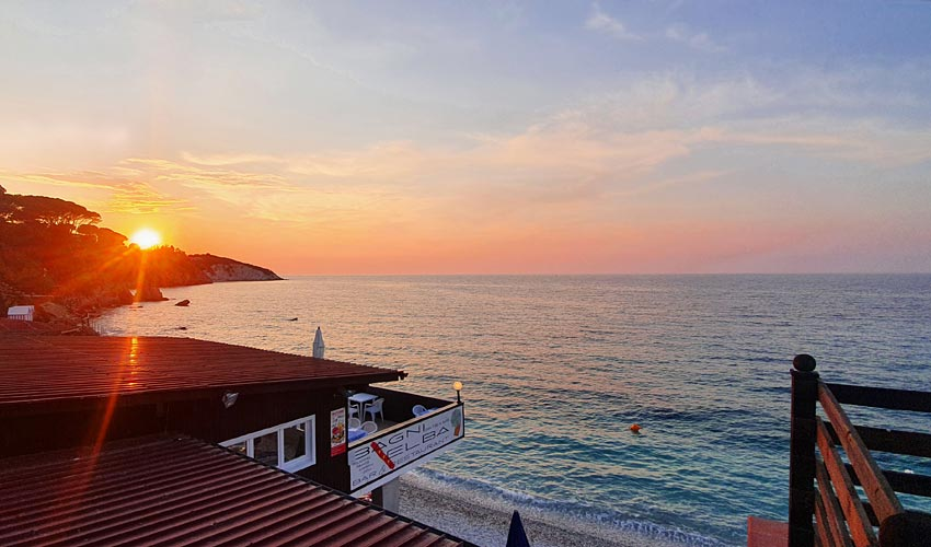 Hotel Le Ghiaie, Elba
