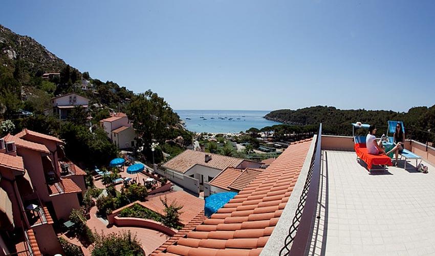 Hotel Lo Scirocco, Elba