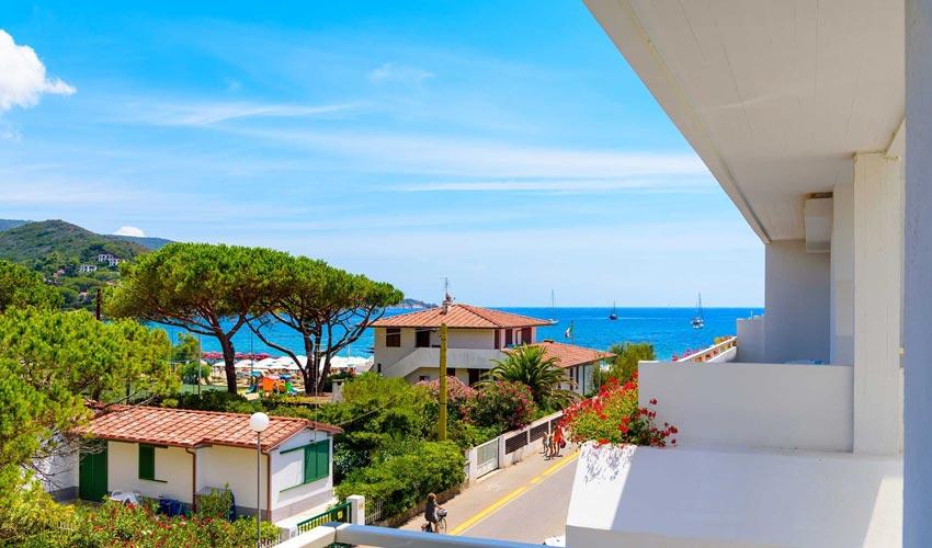 Hotel Montecristo, Elba