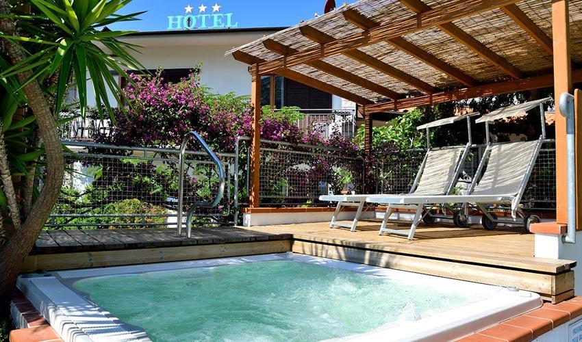 Hotel Montemerlo, Elba