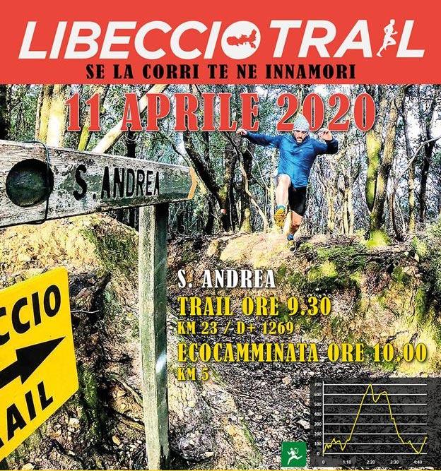 Libeccio Trail, Isola d'Elba