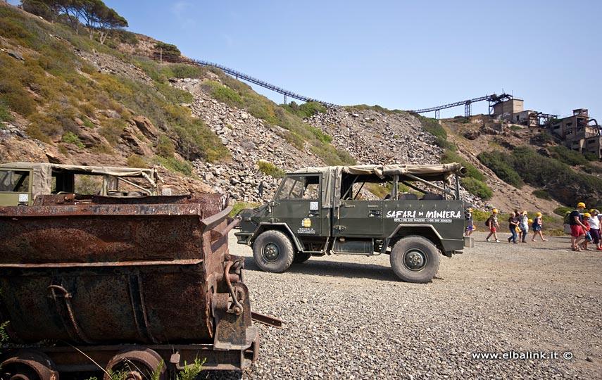 Miniera del Ginevro a Capoliveri, Elba