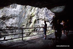 Miniera del Ginevro, Elba
