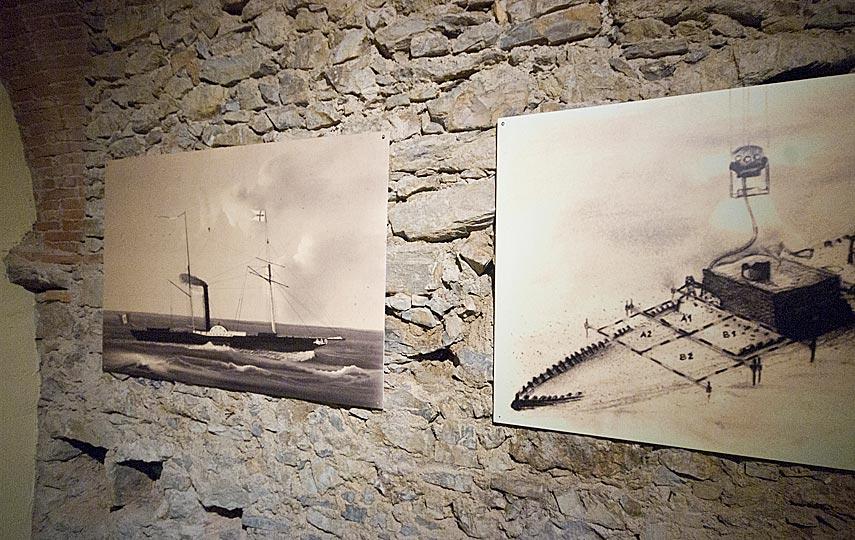 Museo del Mare a Capoliveri, Elba