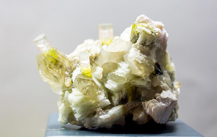 Museo Mineralogico a San Piero, Elba