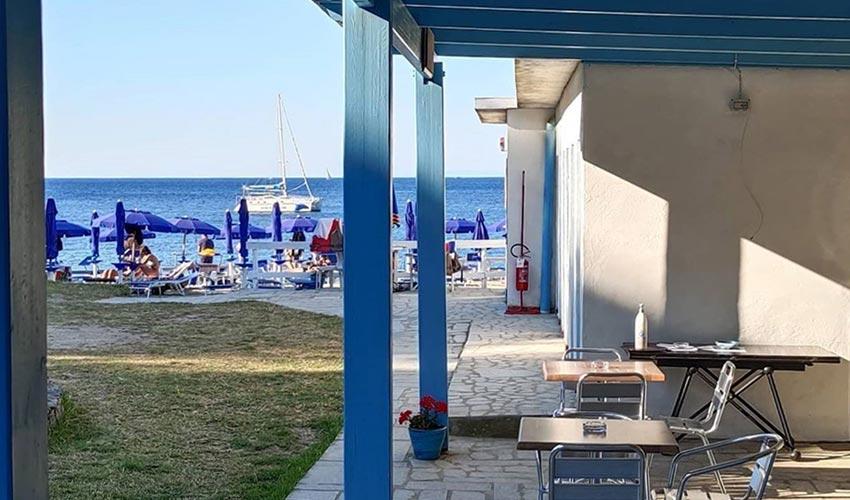 Redinoce Beach, Elba