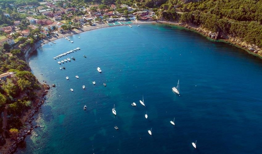 Rent Boat Bagnaia, Elba