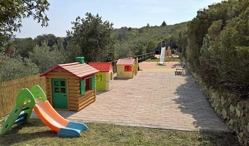 Residence Al Barcoco, Elba