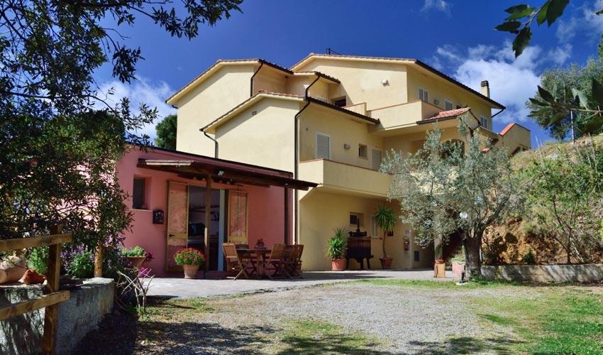 Residence Mini Hotel, Elba