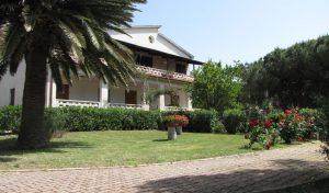 Villa Conti, Elba