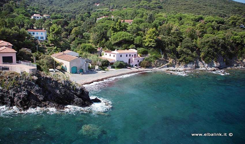 Spiaggia del Bagno, Elba