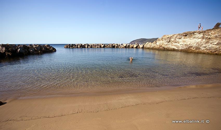 Spiaggia del Felciaio, Elba