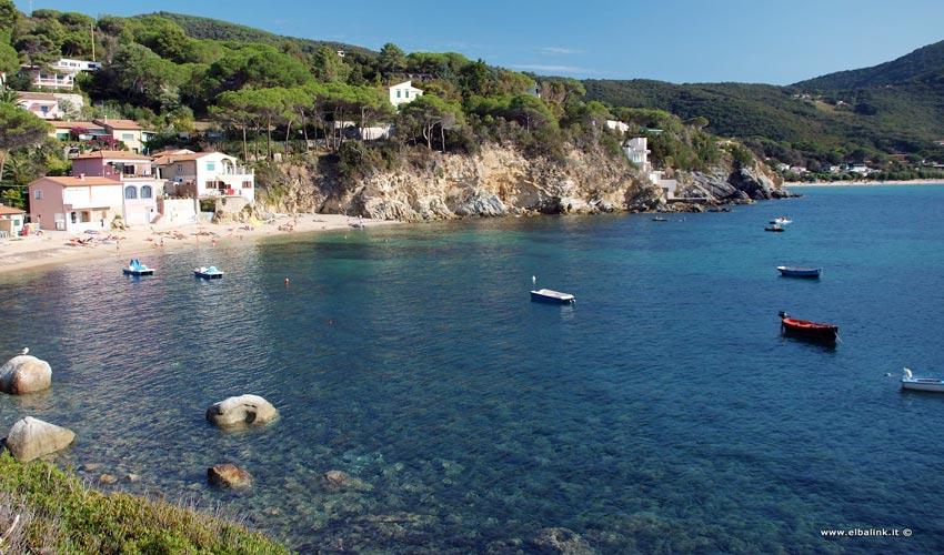 Spiaggia del Forno, Elba