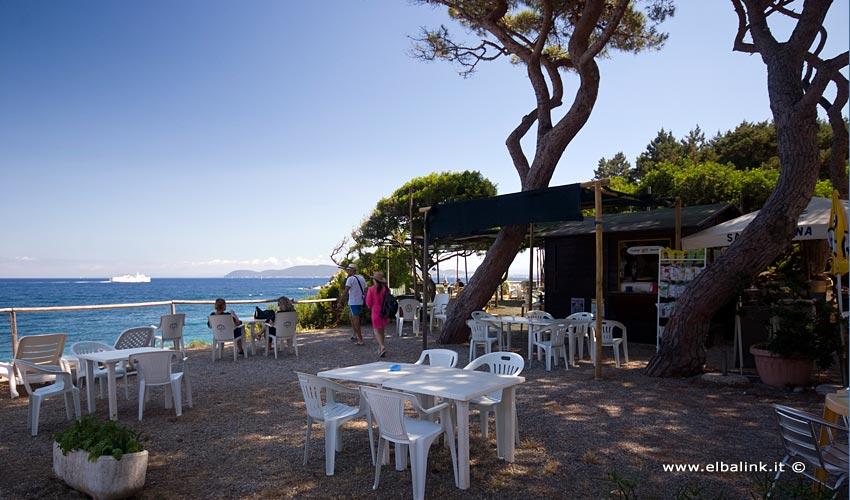Spiaggia del Frugoso, Elba