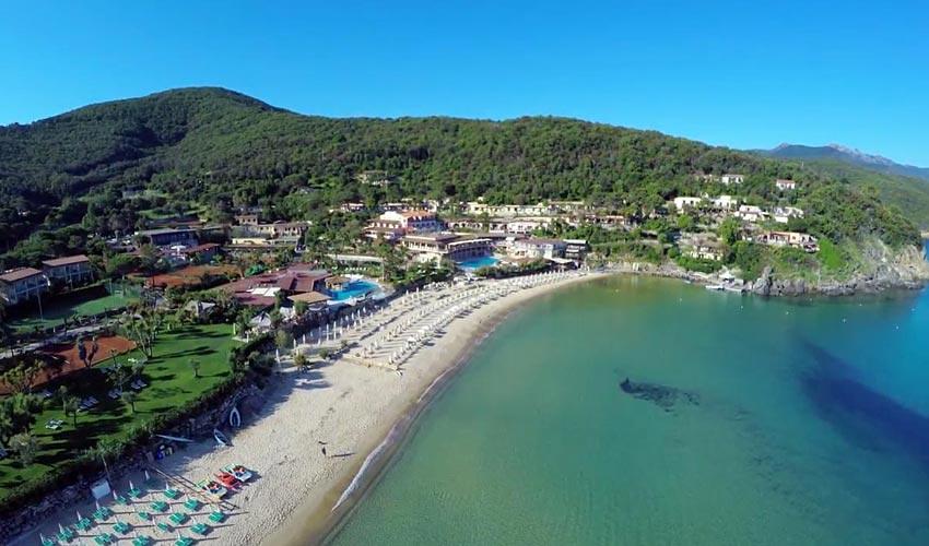 Spiaggia della Biodola, Elba